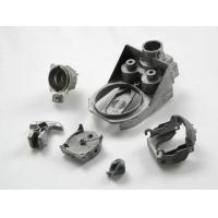 Buy cheap Auto Machined Pressure Die Casting Components Aluminium Zinc Metal Parts from wholesalers