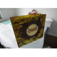 Buy cheap Recycled Custom Printed Paper Gift Bags For Festival Day Food Packaging from wholesalers