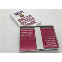 Box Expansion Pack Whatdoyoumeme Game / Popular Card Games For Adults for sale