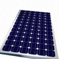 Buy cheap 170W Monocrystalline Silicon Solar Modules/Panels with Good Quality from wholesalers