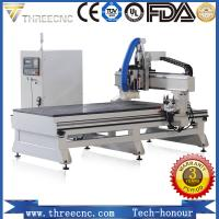 Buy cheap OEM Manufacturing High Quality furniture making machine CNC router TM2030D. THREECNC from wholesalers