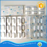 China soft temper and cold forming alu alu blister foil manufacturer in China on sale