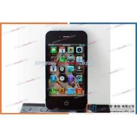 Buy cheap New Arrival 4GS 3.5 Inch HVGA i4G Wifi Quadband Dual standby Dual Camera Mobile Phone from wholesalers