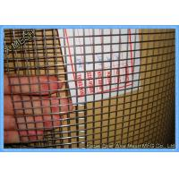 Buy cheap 1X1 Industry SS304 Welded Wire Mesh Galvanized Finished Eco Friendly from wholesalers