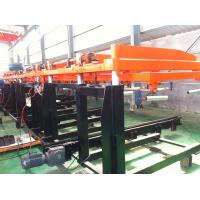 Buy cheap 8 Meters / 6 Meters Air Compressure Autostacker With Panasonic Frequency Convertor from wholesalers
