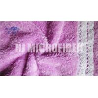 Buy cheap Coral Fleece Microfiber Cleaning Towels , Customized Microfiber Polishing Cloth from wholesalers