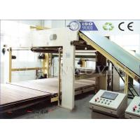 Double Belt Cross Lapper Machine 4800mm For Wasted Felt Making Manufactures