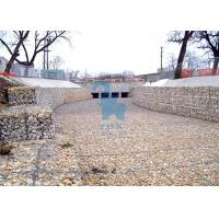 Scour Protection Welded Gabion Box Gabion Reno Mattress For River Bank
