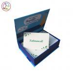 Buy cheap Elegant Custom Card Printing Gold Silver Foil Emboss Finishing White Paper from wholesalers