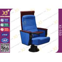 Buy cheap High Back Rest Auditorium Chairs With Heating Ventilation Air Conditioning from wholesalers