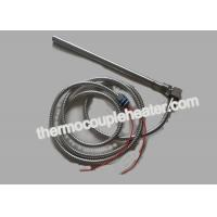 Buy cheap High Watts Density Heat Element Cartridge Heaters With Thermocouple For Hot Runner from wholesalers
