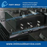 supply thin wall plastic molding food packaging, hot runner thin walled container moulds