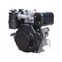 Buy cheap 1- Cylinder 4- Stroke air - cooled diesel engine , portable 186FA small engine diesel from wholesalers