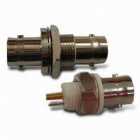 Buy cheap BNC Connectors, BNC Female to BNC Female and Isolated BNC Female from wholesalers