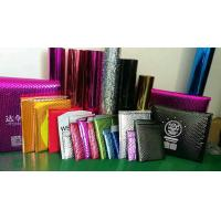Buy cheap Aluminum Foil Cool Shield Bubble Mailers For Pack And Ship Fruits from wholesalers