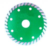 Buy cheap Wet Saw 105mm Diamond Tip Circular Saw Blade Sintered Turbo For Cutting Concrete from wholesalers