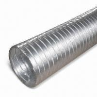 Wholesale Aluminum Hose, Made of Aluminum, with 1:3.7 Extension Rate and 1,000Pa Working Pressure from china suppliers