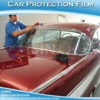 Buy cheap SINO PVC Material Stretchable Car Paint Protection Vinyl Film 1.52x15M from wholesalers