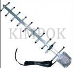 Buy cheap 64cm Length 50W Wireless Antenna 1200Mhz Directional YAGI Antenna from wholesalers