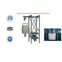 Buy cheap Heavy Duty Bulk Bag Unloader / Bulk Bag Discharger With PLC Controller Interface from wholesalers
