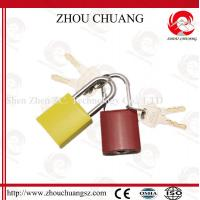 Buy cheap New products Aluminum Padlock Manufacturer nfc safety door lock from wholesalers
