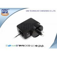 Buy cheap Black GME Australia Plug Adapter , Medical 5v 1a Power Adapter from wholesalers
