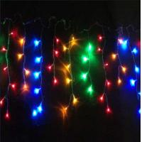 Buy cheap RGB led icicle lights from wholesalers