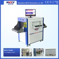 Buy cheap Multi - Energy X-Ray Inspection Machine For Cargo With 200kg Load from wholesalers