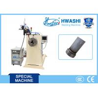 Buy cheap Hwashi CNC MIG Welding Machine , TIG Seam Welding Machine For Round Tube / Air Filiter from wholesalers