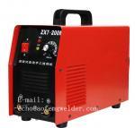 Buy cheap Inverter welding machine/ZX7-200 MMA inverter arc welder IGBT from wholesalers