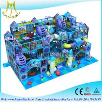 Hansel hot sell cheap 2017 childrens fun parks games indoor kids play area Manufactures