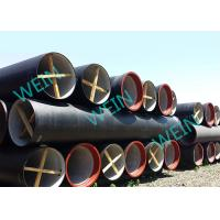 Wholesale Large Diameter Ductile Iron Pipe Cement Lined Zinc Coating For Water Lines from china suppliers