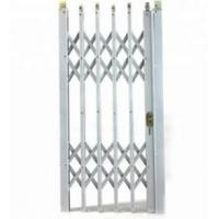 Buy cheap Aluminium Concertina Window Security Grilles , Foldable Window Grill from wholesalers