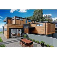 Buy cheap Quick Installation Prefab Villa 0.75mm / 0.95mm / 1.15mm Steel Frame With Zinc Coating from wholesalers