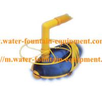 Buy cheap 10 Meters Hose Swimming Pool Cleaning Equipment , Automatic Small Robot Pool Cleaner from wholesalers