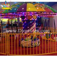 Buy cheap New Super wave swinger flying chair fairground rides for sale from wholesalers