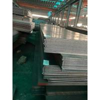 Buy cheap EN10025 S355JR Mild Flat Steel Plate For Cutting / Bending / Drilling Hole Processing from wholesalers