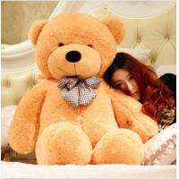 Buy cheap 200cm 79 Inch Plush Skin Coat Shell , Unstuffed Bear Skins For Kids Baby Girl from wholesalers