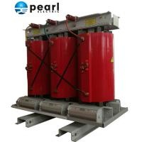 Buy cheap Red Cast Resin Dry - Type Distribution Transformer With Rated Capacity 125KVA from wholesalers