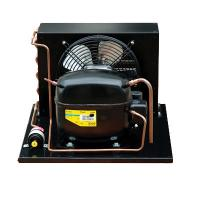 Buy cheap Low Temperature Compressor And small mini Condensing Unit  480*430*325mm With One Fans from wholesalers