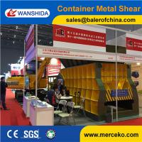 Buy cheap China HIGH Quality Scrap Steel Aluminum Copper PIPES Container Cutting Shears For Sale from wholesalers