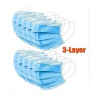Wholesale Anti Pollution Disposable Protective Mask Skin Friendly Regular Audlt Size from china suppliers