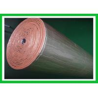 Buy cheap XPE Foam Laminate Pure Aluminum Bubble Foil Roof Insulation Material from wholesalers