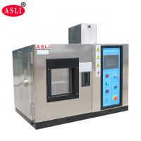 Stainless Steel Desktop Temperature Humidity Chamber with LCD Display Screen Manufactures