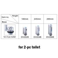 """Buy cheap Flush Valve 2"""" Outlet Best Repair Parts Dual Flush For 2 PC Toilet From Xiamen China from wholesalers"""