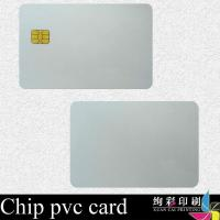 China Contactless Business Smart Card With Chip For Personal / Company on sale