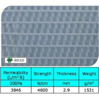 Buy cheap Polyester Dryer Belt(801D) from wholesalers