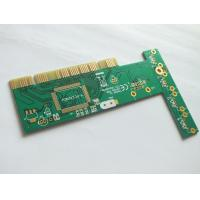 Buy cheap ALUMINUM Gold Finger FR4 Printed Circuit Board Production 2.0mm Thickness from wholesalers