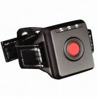 Buy cheap GPS Tracker for Person or Pet, Comes in Watch Style, with Web-based Tracking Software and SOS Alarm from wholesalers