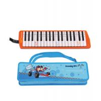 Wholesale ABS Plastic Children/Kids toy 36 key Melodica with Cartoon leather box-AGME36A from china suppliers
